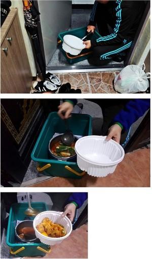 신개념 닭도리탕 배달 서비스