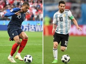 아르헨티나 vs 프랑스 16강 2018 러시아 월드컵…