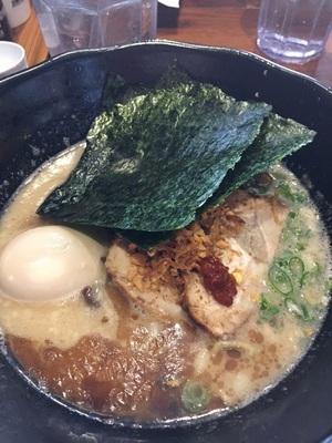 오늘 점심은 일본 라멘