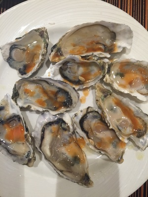 Oyster..