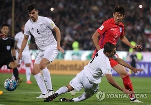 [2018 월드컵 최종예선] 대한민국 vs 이란 - …