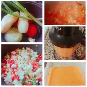 간 다이어트 soup 만들기