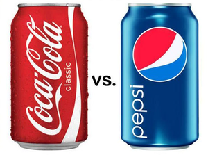 펩시가 맛있나요? 코카콜라가 맛있나요?