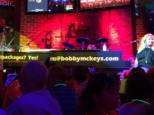 Bobby mckey piano bar