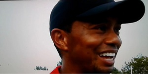 Tiger is back!