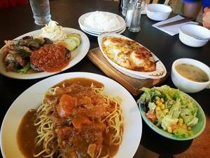 시애틀 단탄에 일본 경양식 음식점