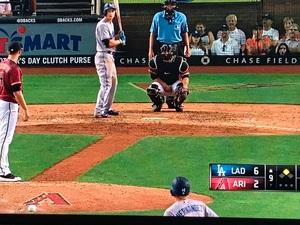 다저스가 오랜 만에 타선이 터졌네요