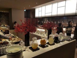 한국맛집 신라스테이 호텔 뷔페