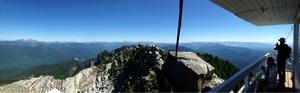 시애틀 북쪽 필척 산 (Mt. Pilchuck)