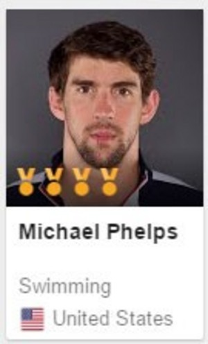 Phelps는 욕심쟁이