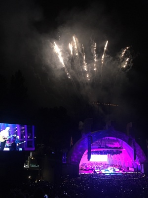 Great Night at Hollywood Bowl