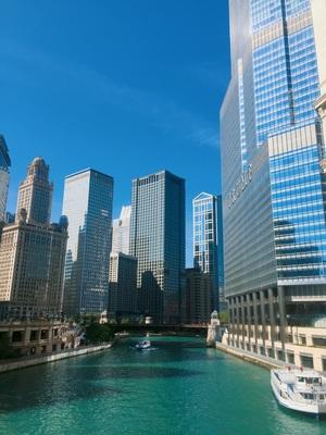 시카고강~~