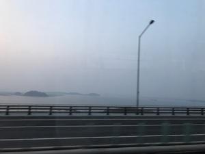 인천공항 부근 미세먼지
