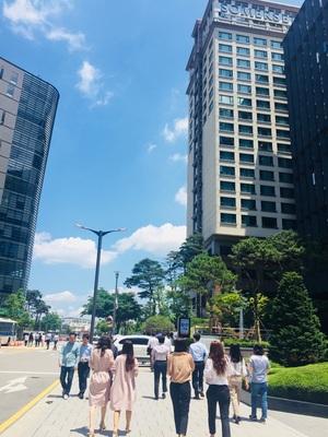 날씨 좋은 서울