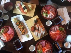 Musashi sushi (Seattle)