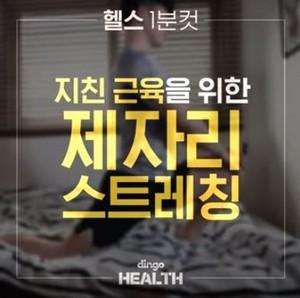 [운동] 1분 스트레칭!!!!!