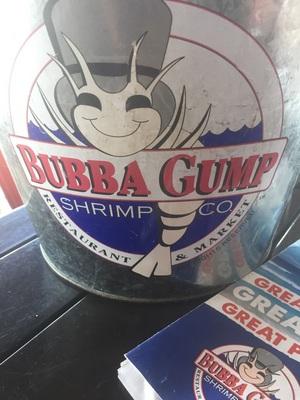 Bubba Gump레스토랑 싼타모니카