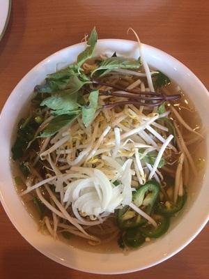 베트남쌀국수 월남국수