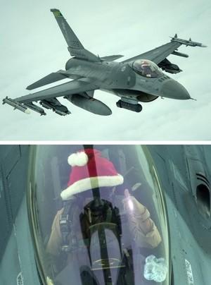 중동에 산타가!!