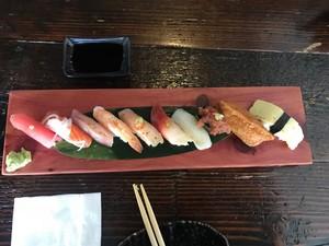 T.G.I.F Sushi